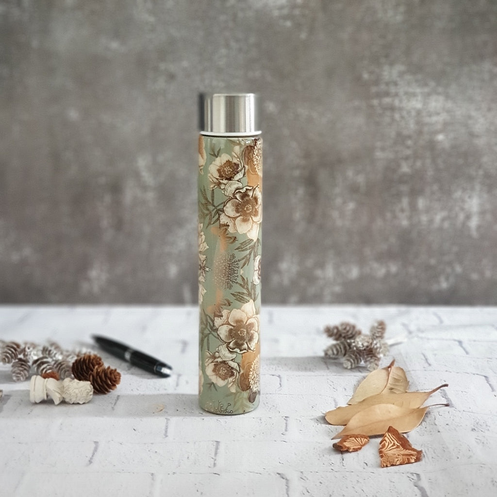 INSULATED SLIM BOTTLE - SUMMER RAIN