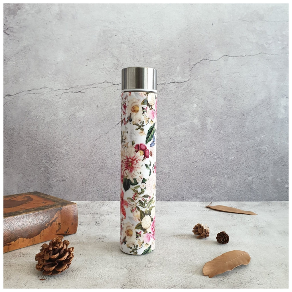 INSULATED SLIM BOTTLE - ALICE IN WONDERLAND
