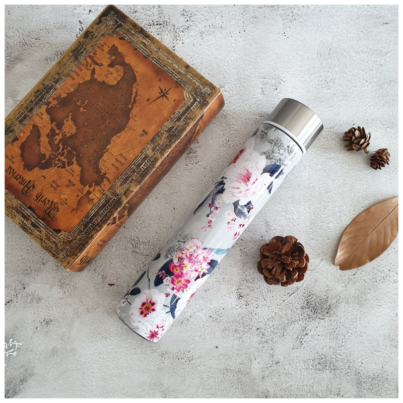 INSULATED SLIM BOTTLE - DESERT ROSE