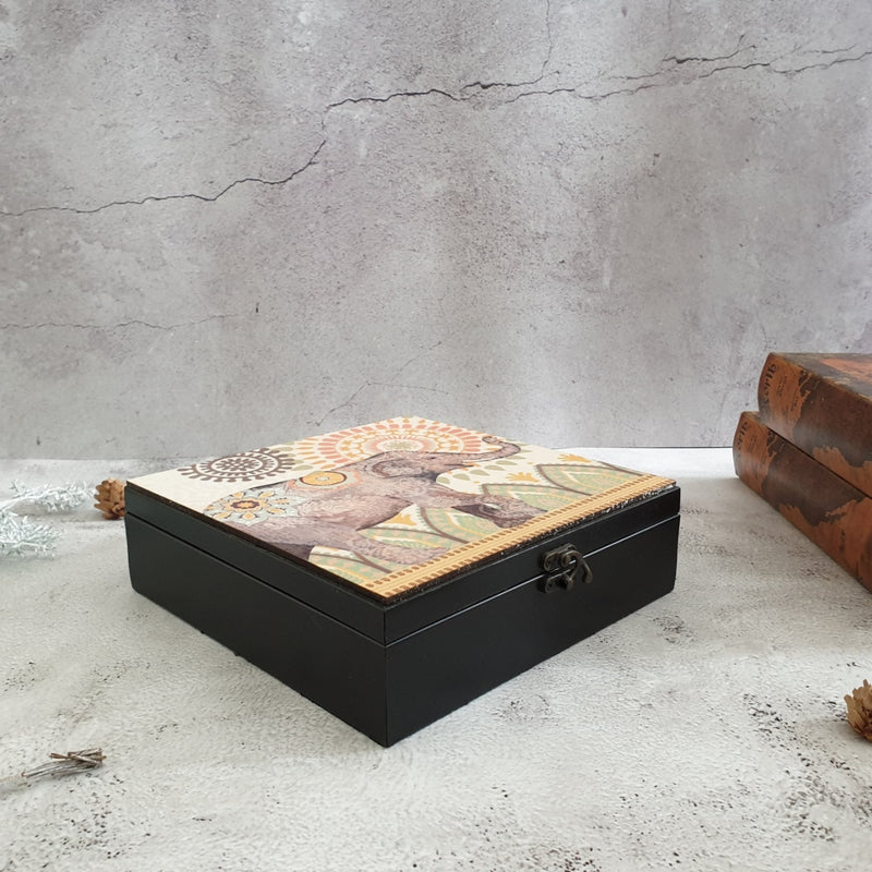Multi Purpose Box - Trunk Collection Ele2