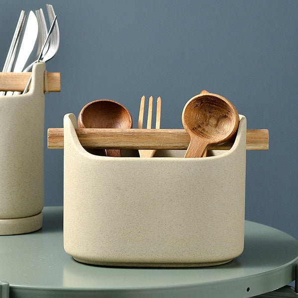 Ceramic - Cutlery Holder