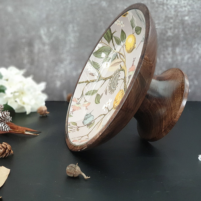 HUMMING BIRD CAKE STAND (SMALL)