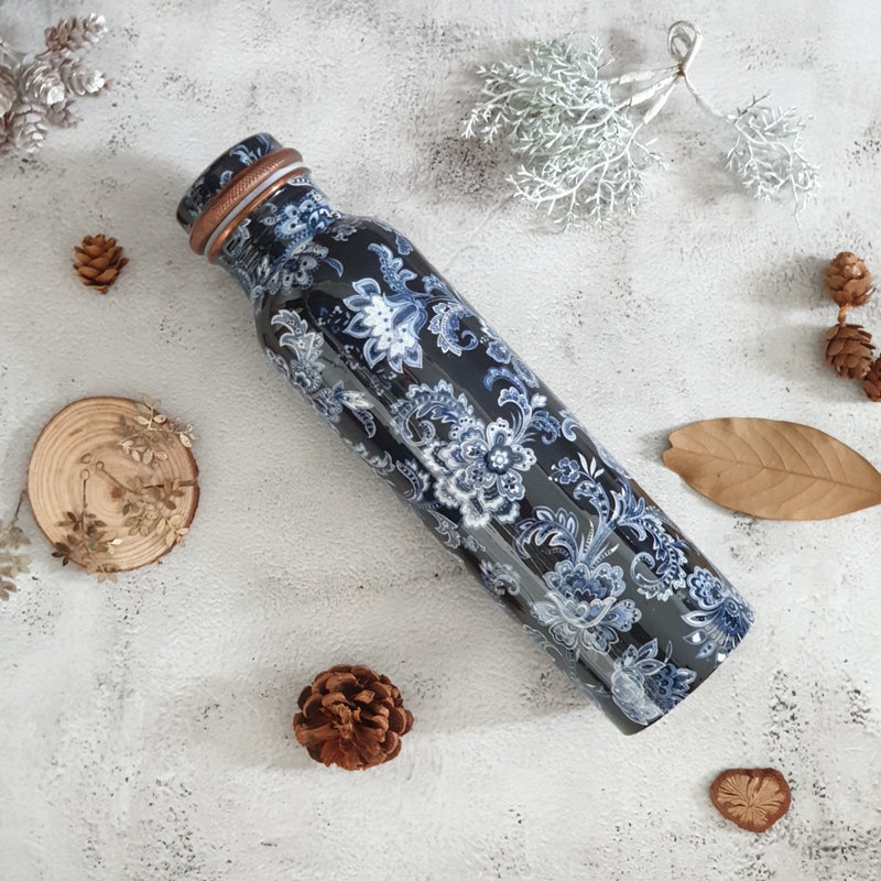 Copper Bottle 950 ml - Pacific Coral
