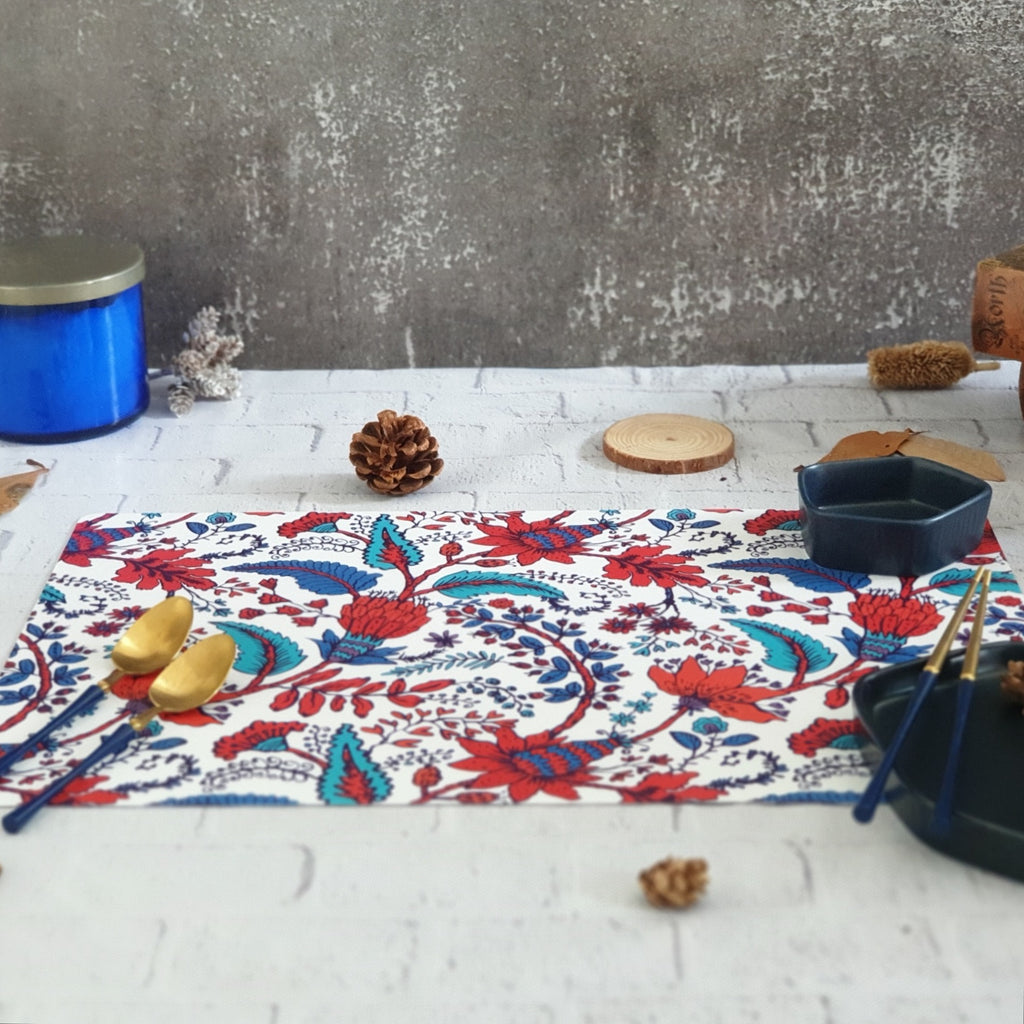 KITSCH WIPE CLEAN TABLEMATS/PLACEMATS
