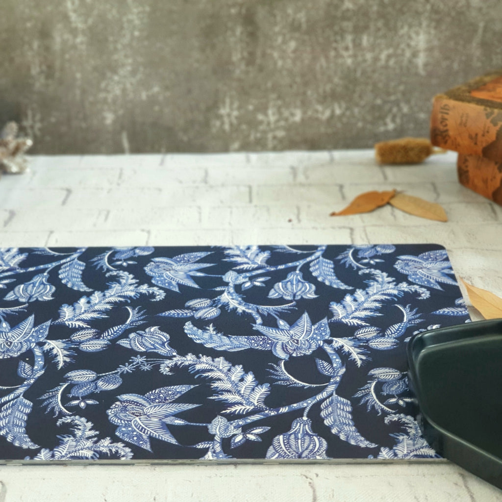 WIPE CLEAN TABLEMATS/PLACEMATS - BLUE KNIGHT