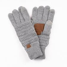 CC Exclusives Knitted Gloves