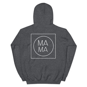 Mama Front & Back Hoodie