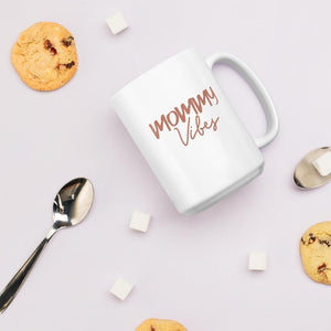 Mommy Vibes Mug