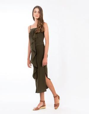 The Giselle Khaki
