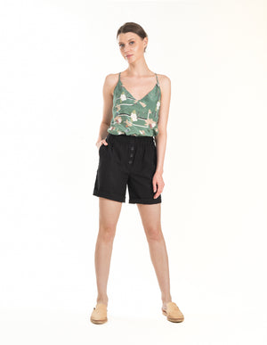 Gretta Short in Black