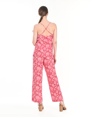 Deco Floral Pant - ISLE & ROW