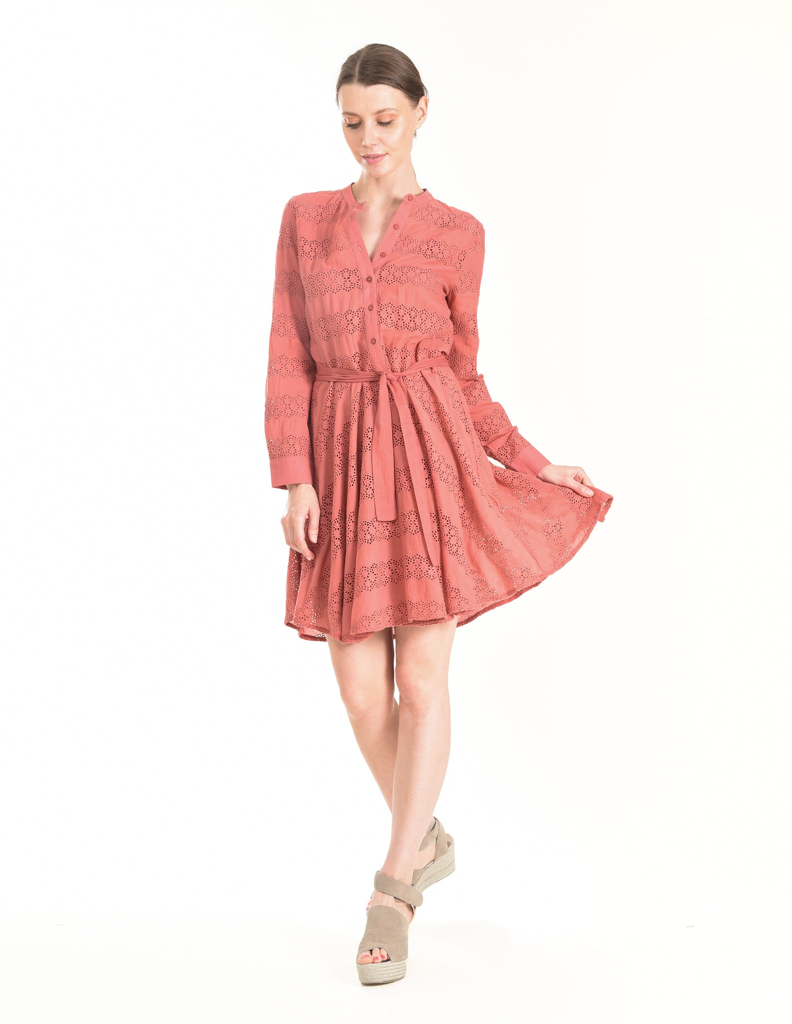 Ohara Dress - ISLE & ROW