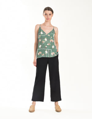 Gretta Pant in Black - ISLE & ROW