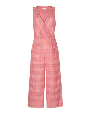 Lucy Jumpsuit Brick