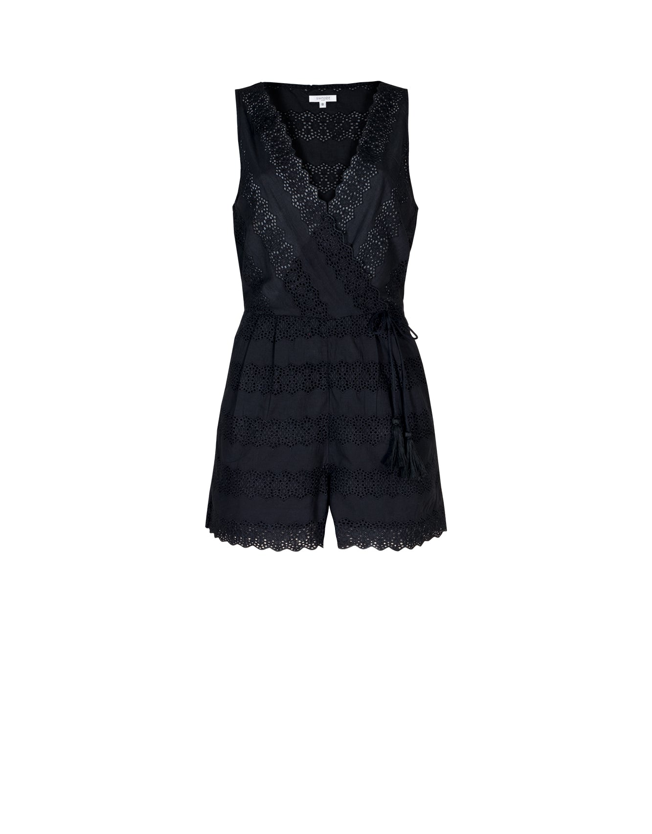 Lucy Short Jumpsuit - ISLE & ROW