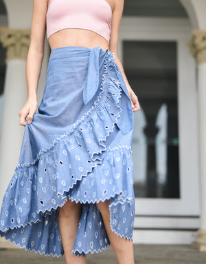 Tilly Skirt - ISLE & ROW