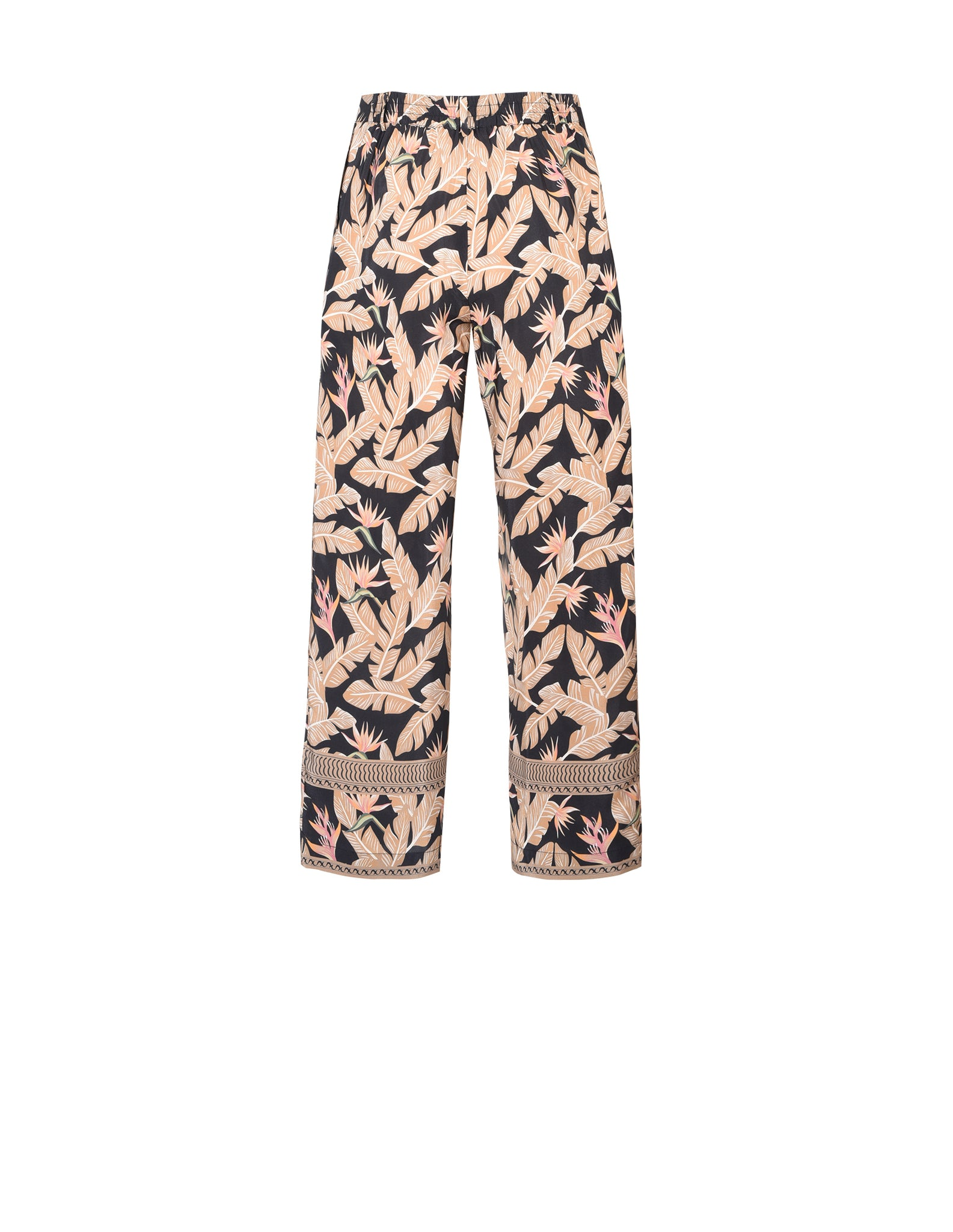 Tropical Print Pant - ISLE & ROW