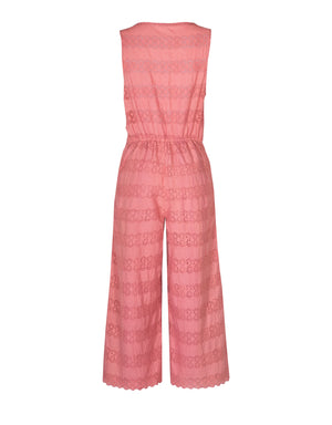 Lucy Jumpsuit Brick - ISLE & ROW