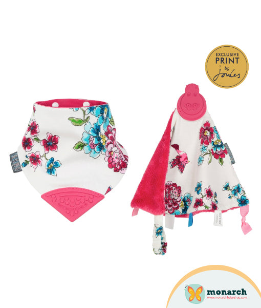 PAÑOLETA MORDEDOR Anna Floral by Joules