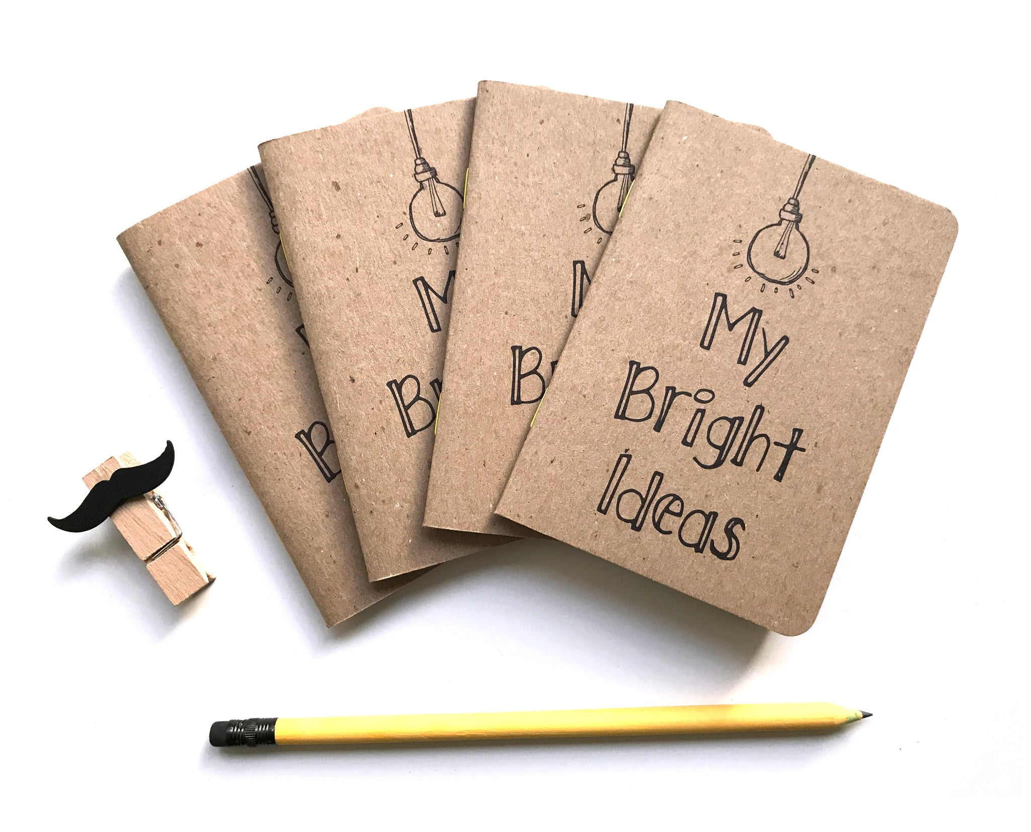 Pocket Journal - My Bright Ideas
