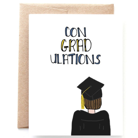 ConGradUlations Graduation Card