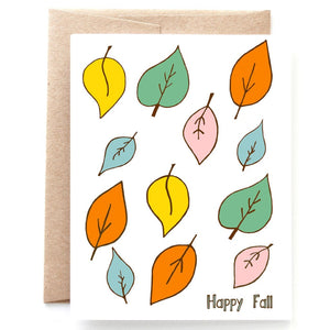 Happy Fall Card