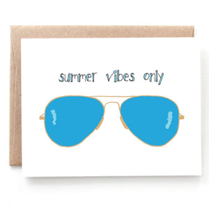 Summer Vibes Card