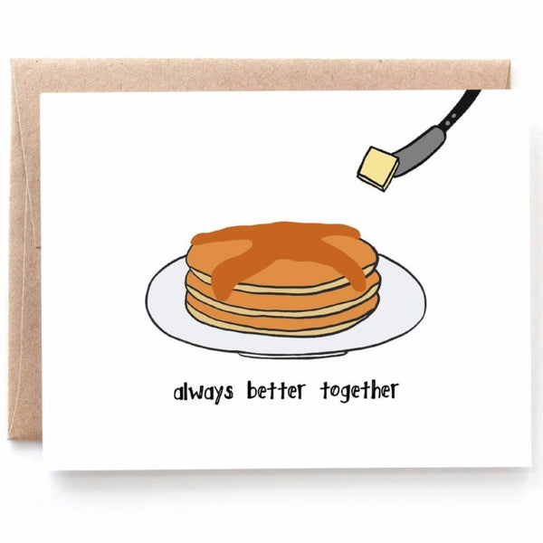 Better Together Valentine's Day Card