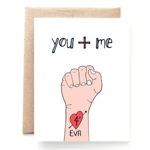 4 Eva Valentine's Day Card