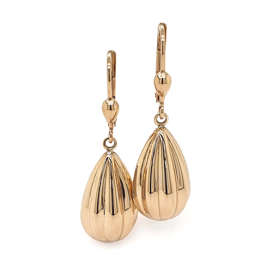 'Tear Drop' Earrings