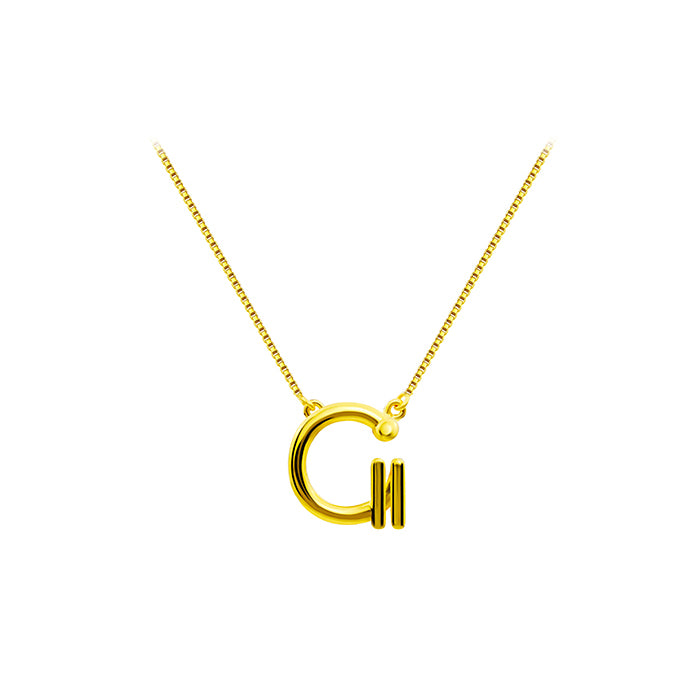 Signature Logo Necklace