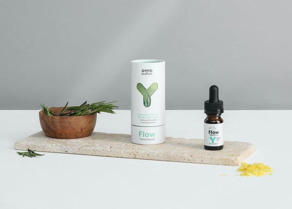 Creative clarity: Flow Oil + Gummy bundle