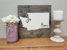Load image into Gallery viewer, Wood Sign Kit | Square Stained Board | US OCP Event