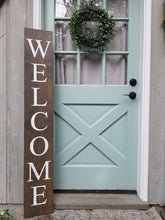 Load image into Gallery viewer, Welcome Porch Sign