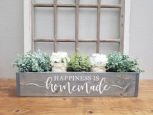 Load image into Gallery viewer, Table Centerpiece Box | Happiness is Homemade