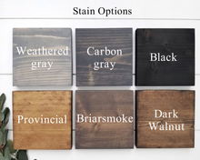 Load image into Gallery viewer, Custom Stained Sign