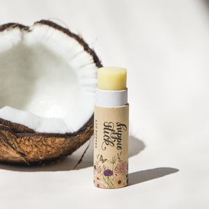 Lime & Coconut balm