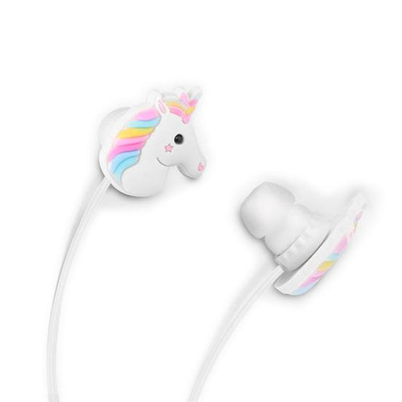 Cartoon Einhorn In-Ear Kopfhörer