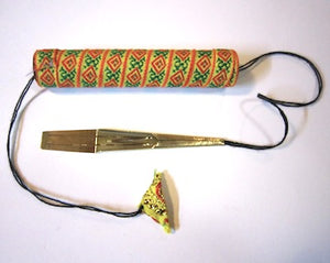 Double Bass Danmoi Jaw Harp from Vietnam