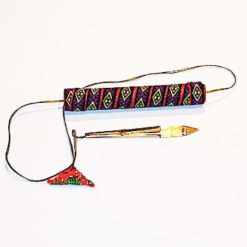 Mini Danmoi Vietnamese Brass Jaw Harp