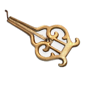 Big Flower Brass Jaw Harp