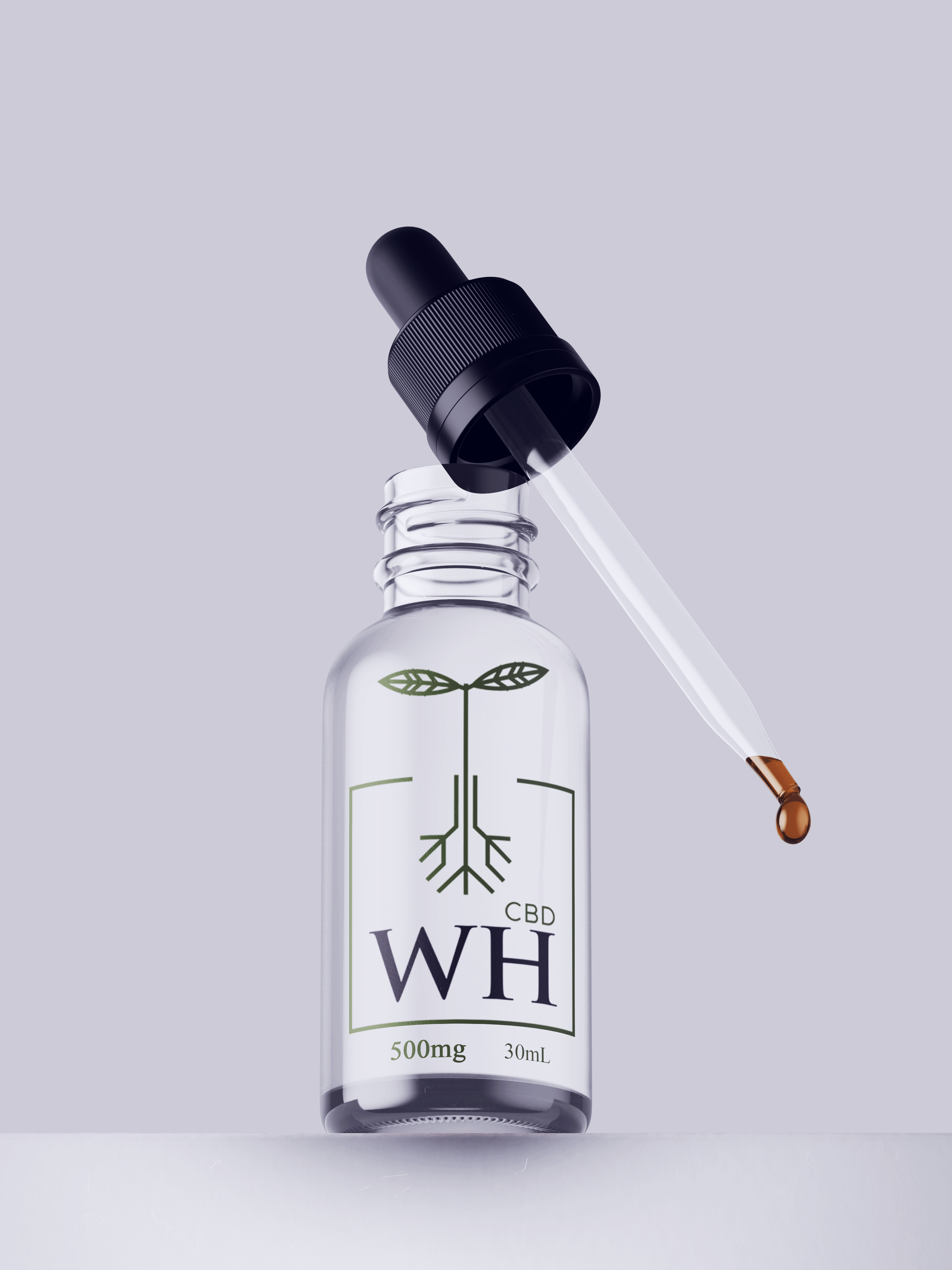 WH CBD 500mg 30mL