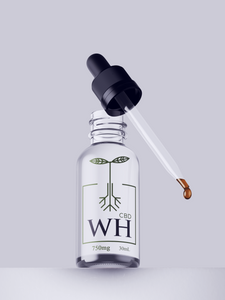 WH CBD 750mg 30mL