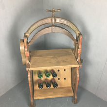 Load image into Gallery viewer, Early 1900's Mangle wine rack