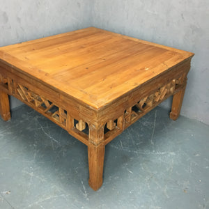 Large Decorative Coffee Table