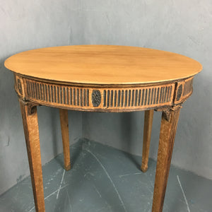 Round Side  table