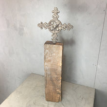 Load image into Gallery viewer, Cast Iron Cross