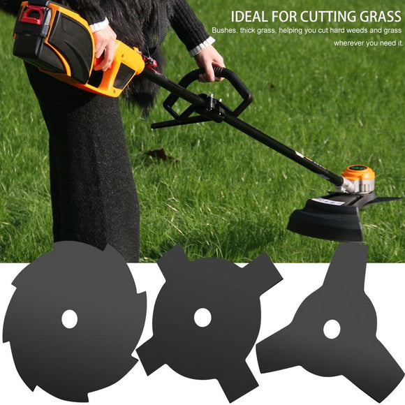 3 4 8 Teeth Mower Saw Cutter Weed Grass Diameter with 20MM