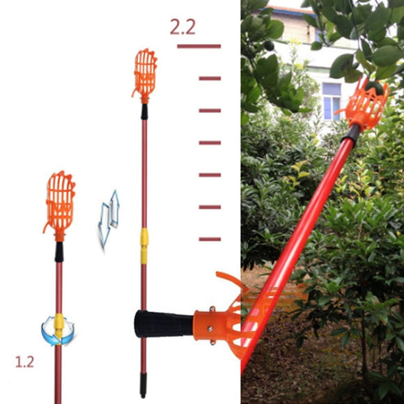Picking Tool Home Fruit Hardware Plastic Catcher