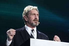 John McAfee Sticks To $1,000,000 Bitcoin (BTC) Prediction, Issues 'Hard Date'